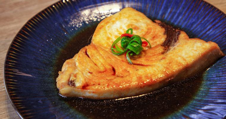 精選食譜:醬佐旗魚排